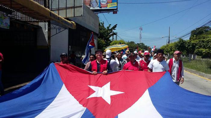 e639046dea914 El mundo se suma a festejos por el Día de la Rebeldía Nacional ...