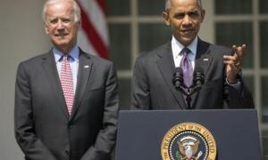 El presidente de EEUU Barack Obama, anuncia el restablecimieno formal de las relaciones diplomáticas con Cuba y llama al Congreso a terminar el bloqueo a la isla. Foto: Washington Post