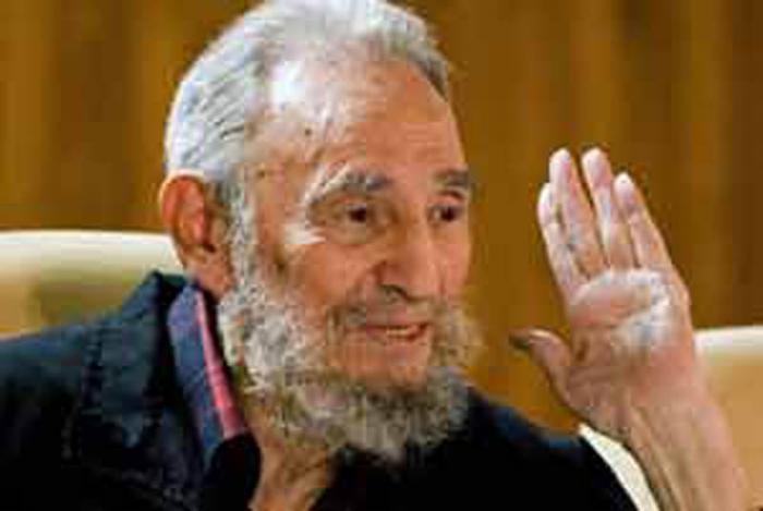 Otorgará Universidad boliviana título Honoris Causa a Fidel Castro
