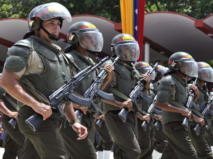 Resultado de imagen para guardia nacional bolivariana