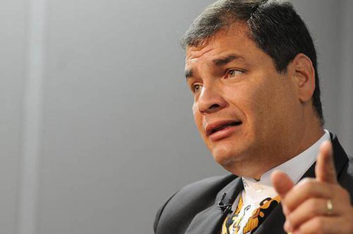 Correa regresará a Ecuador el 24 de noviembre