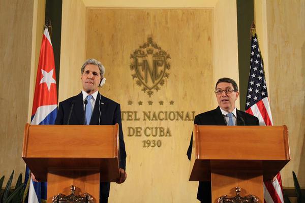 Cuba y Estados Unidos dialogan sobre los próximos pasos en las relaciones