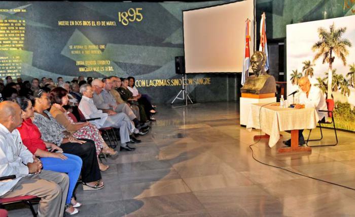 Rememoran fundación del primer Partido Comunista de Cuba
