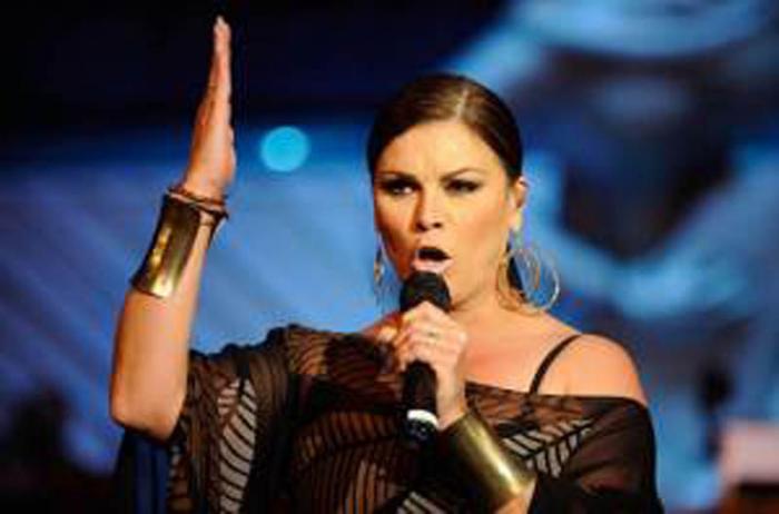 Olga Tañón dedica a la familia cubana sus conciertos en la isla