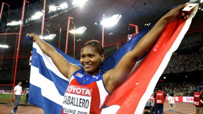 Cubanas ganan plata y bronce en Liga del Diamante de Roma