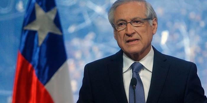 Canciller de Chile inicia visita oficial a Cuba