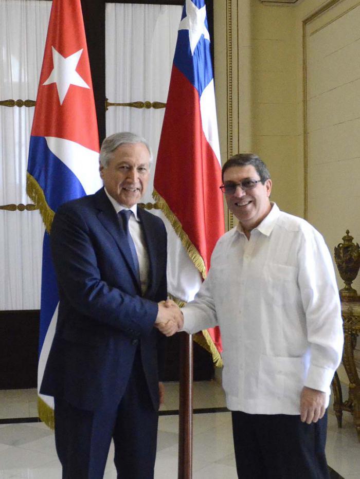 Cuba y Chile apuestan por intercambio comercial