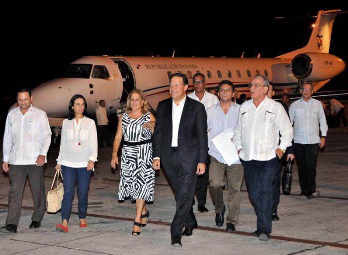 Fortalecerá cooperación visita a Cuba de presidente Varela