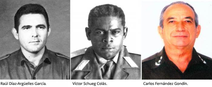 Otorgan título de Héroe a tres combatientes internacionalistas cubanos
