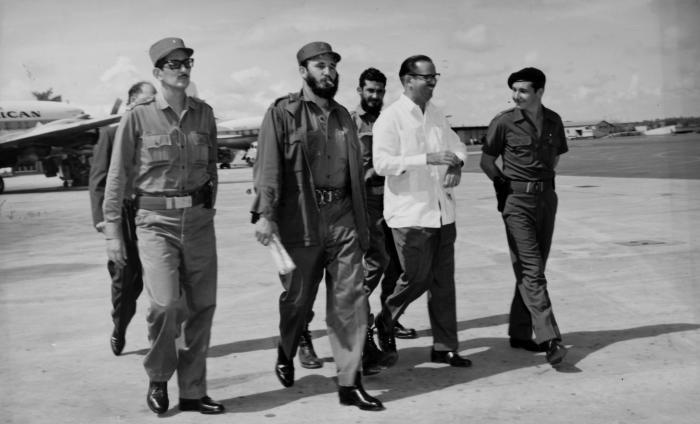 Memorable viaje de Fidel Castro Ruz a Estados Unidos en 1960