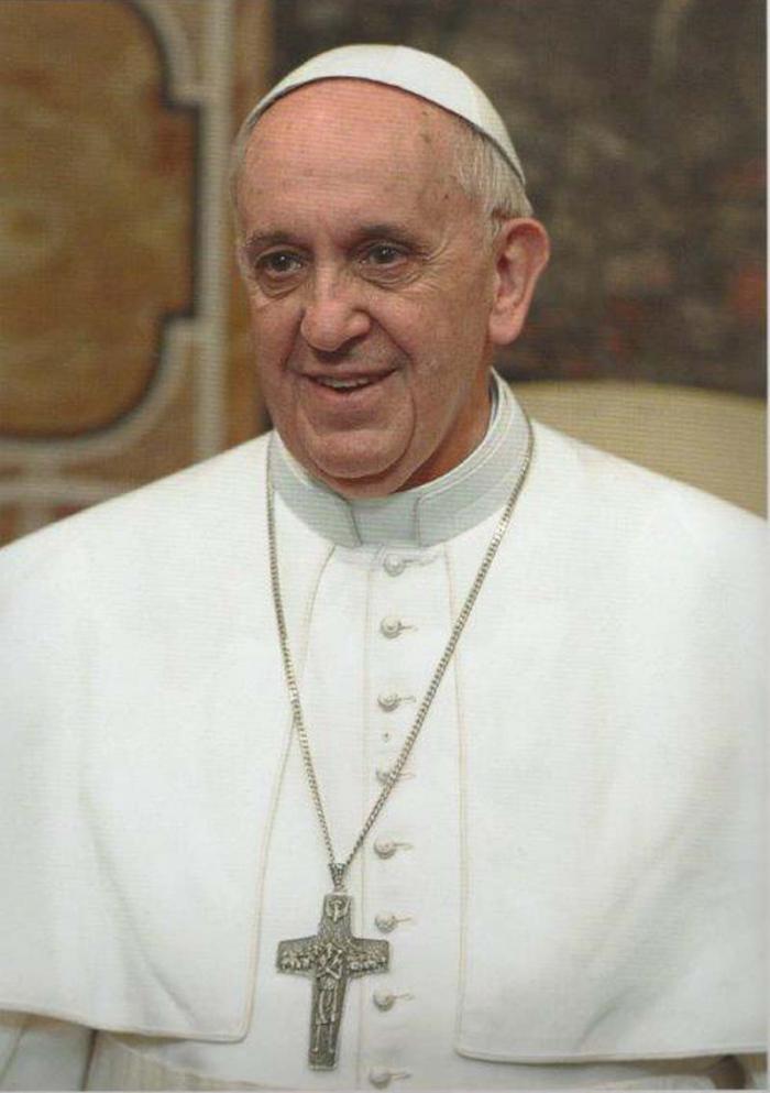 En breves horas arribará a Cuba el Papa Francisco