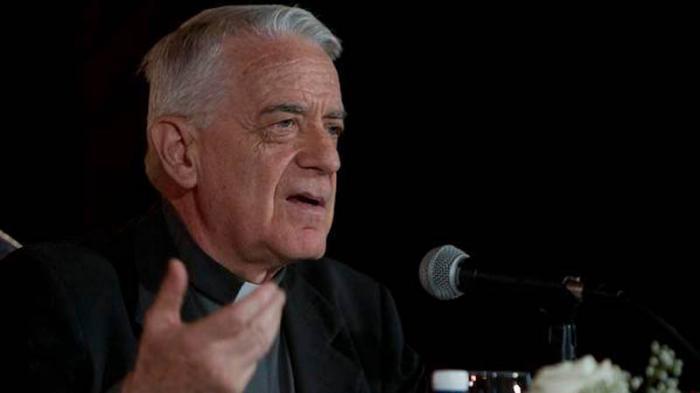 Vocero del Vaticano ratifica rechazo de la Iglesia Católica al bloqueo