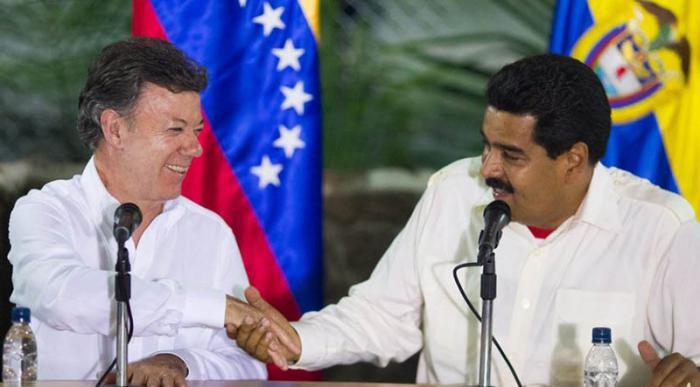 Venezuela y Colombia discuten hoy plan conjunto para construir nueva frontera de paz