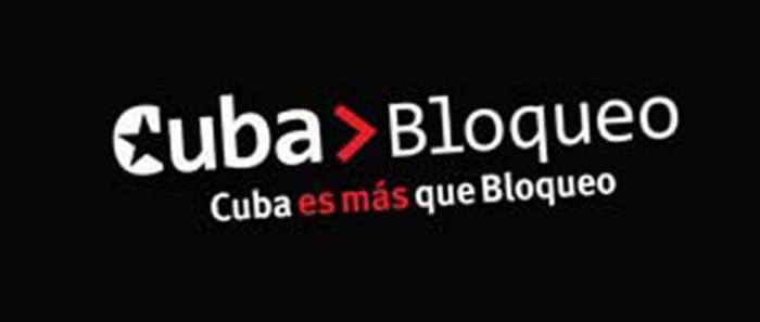 Este lunes, Jornada juvenil contra el bloqueo de EE.UU contra Cuba