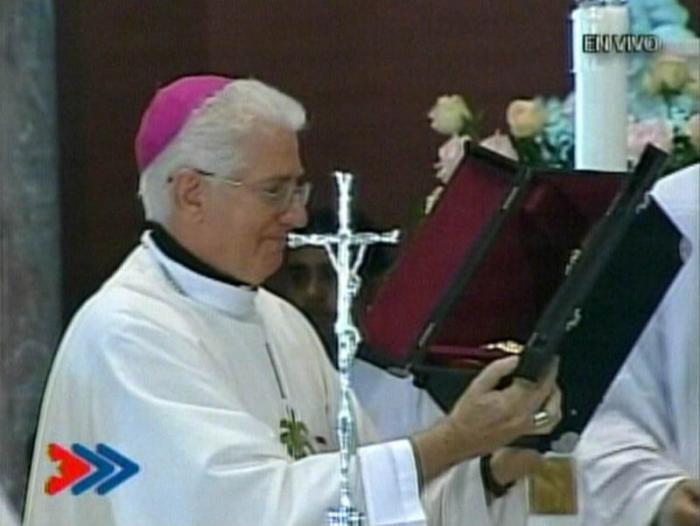 Arzobispo de Santiago de Cuba agradece al Papa por su peregrinar