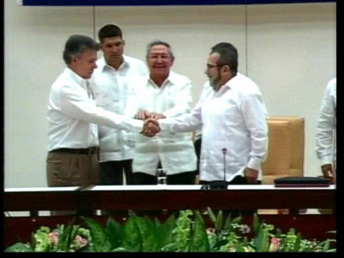 Colombia crea jurisdicción especial para justicia en tiempos de paz