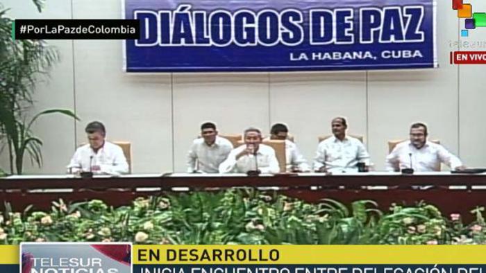 Gobierno colombiano y FARC-EP sellan acuerdo sobre justicia