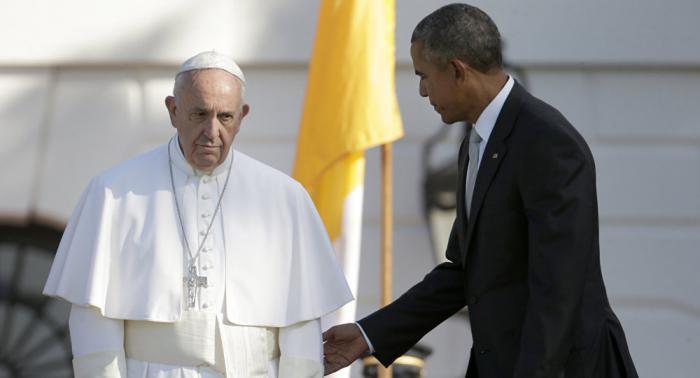 Papa Francisco en Estados Unidos