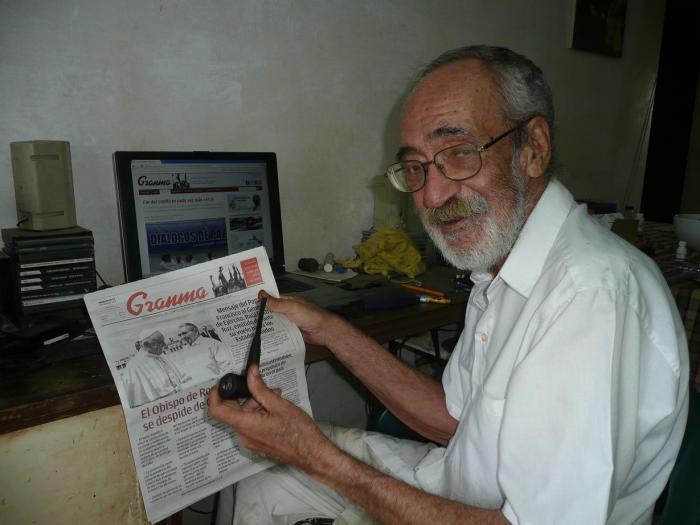 Falleció René Camacho Albert, fundador de Granma