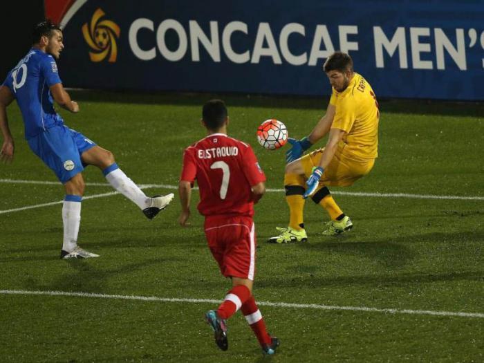 Cuba empata con Canadá en torneo de CONCACAF