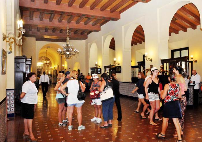Cuba arriba a los tres millones de visitantes internacionales