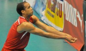Voli Liga Mundial 2015 jugadas defensa Javier Jimenez