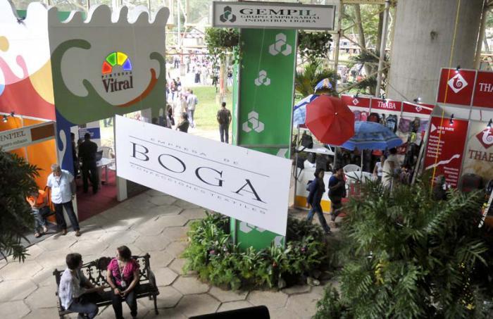 32 Feria Internacional de La Habana