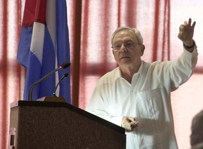 Eusebio Leal destaca labor de guardianes de la memoria histórica