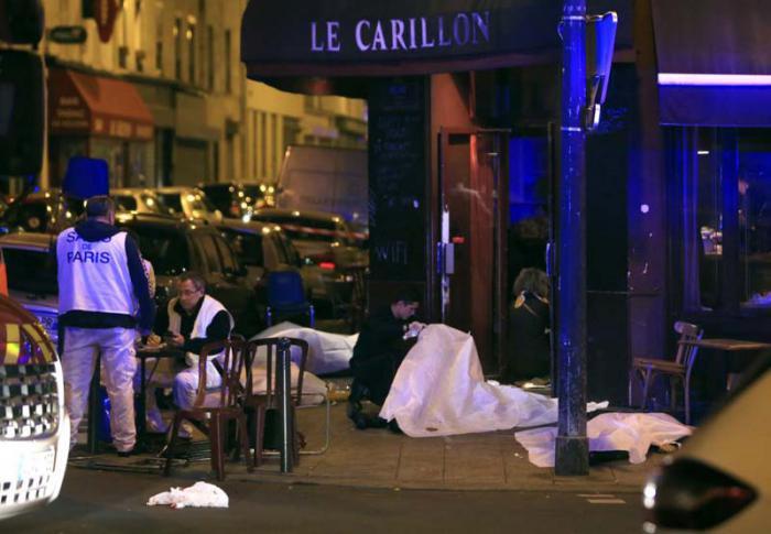 Terror en París: al menos 140 muertos en atentado múltiple