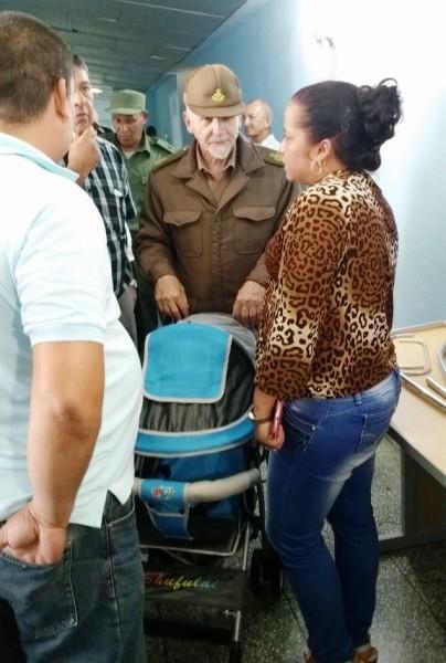 Constata Ramiro Valdés marcha de proceso inversionista en Villa Clara