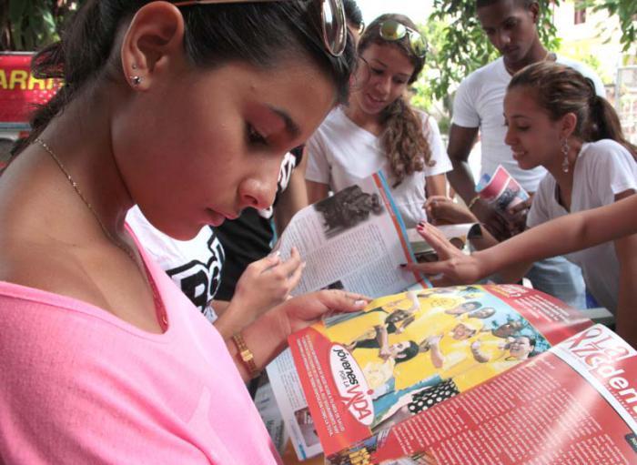 Las actividades de educación tienen un papel fundamental en el programa de prevención. Foto: Yaimí Ravelo Rojas