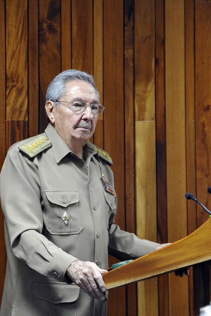 Raúl Castro declaración