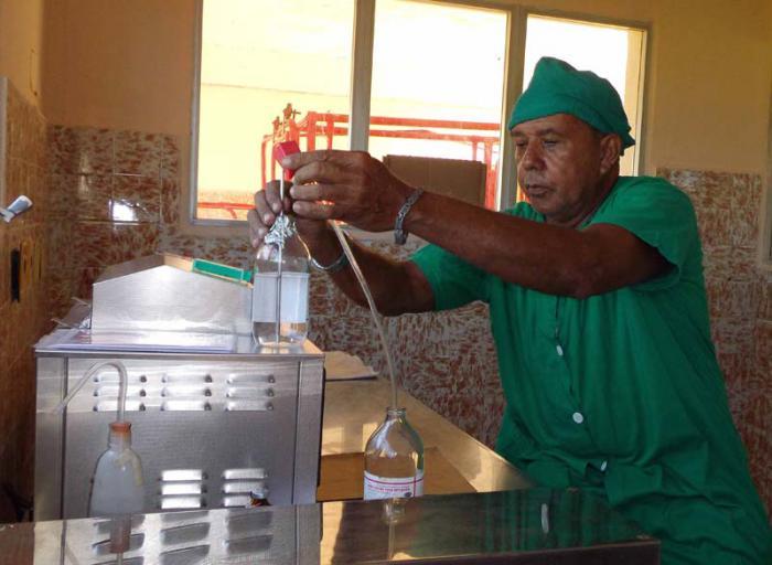Impact of in vitro fertilization grows in Camagüey's livestock