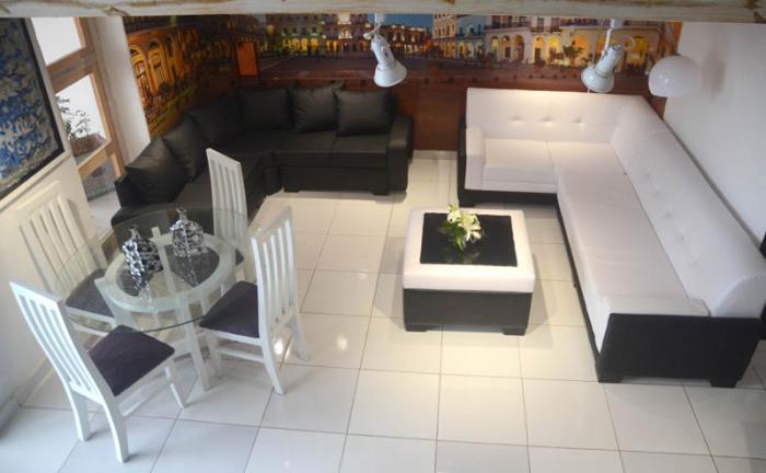 Un mobiliario cubano elegante y de excelencia cultura for Precio de salas modernas