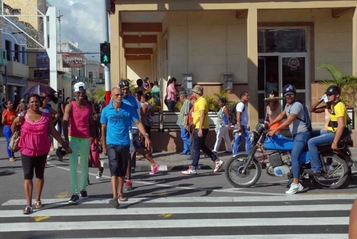 Convocan a la cotidianidad y trabajar unidos en Santiago