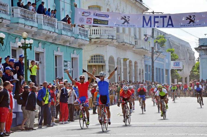 Ciclista de Las Tunas gana primera fase de Clásico Nacional cubano