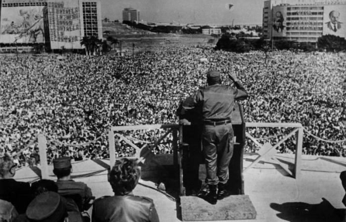 Fidel. II Declaracion de La Habana.