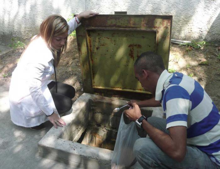 Colaboradores cubanos atentos y activos ante amenaza del zika en Venezuela