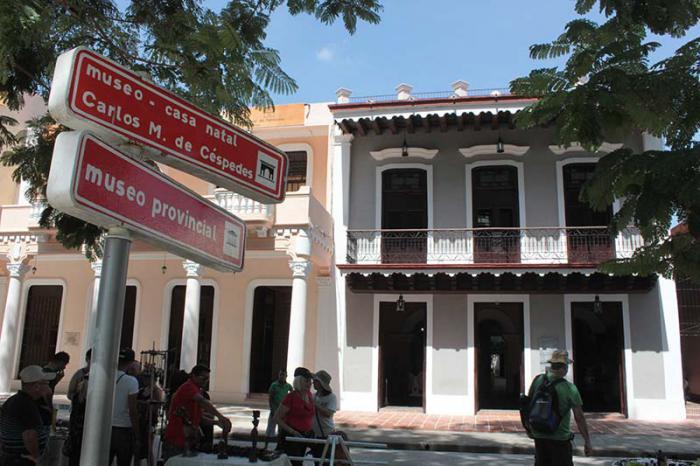 casa natal del Héroe de La Demajagua