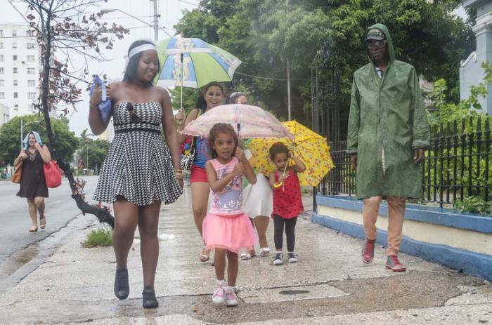 Aunque El Niño declina, habrá una etapa lluviosa normal en el occidente cubano