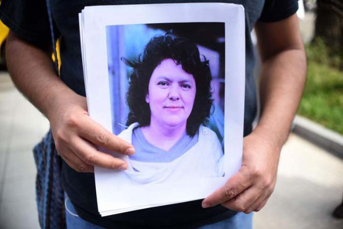 Condena Cuba asesinato de dirigente indígena hondureña
