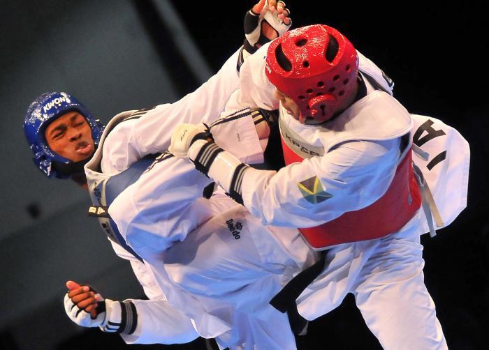 Cubano Alba busca clasificación olímpica en Grand Prix de Taekwondo