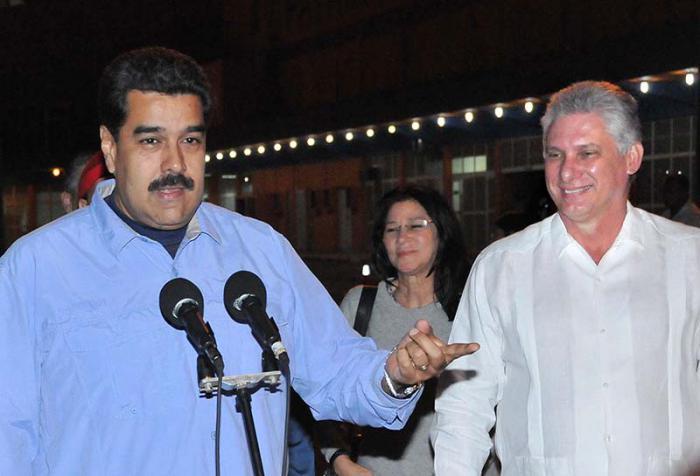 Nicolás Maduro realiza visita oficial a Cuba (+Fotos)