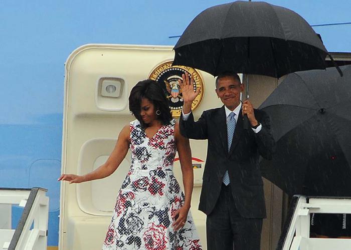 Califican de simbólica visita de presidente Obama a Cuba