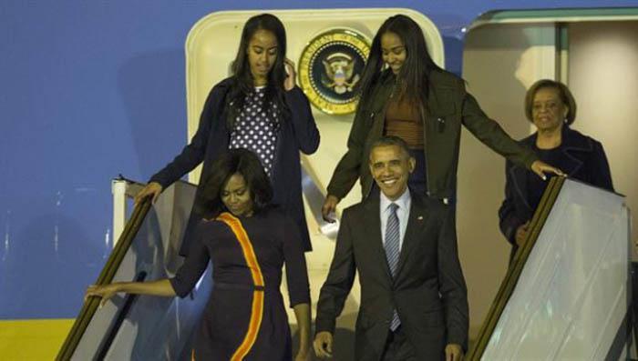 Recibe Argentina a Barack Obama en medio de tensiones