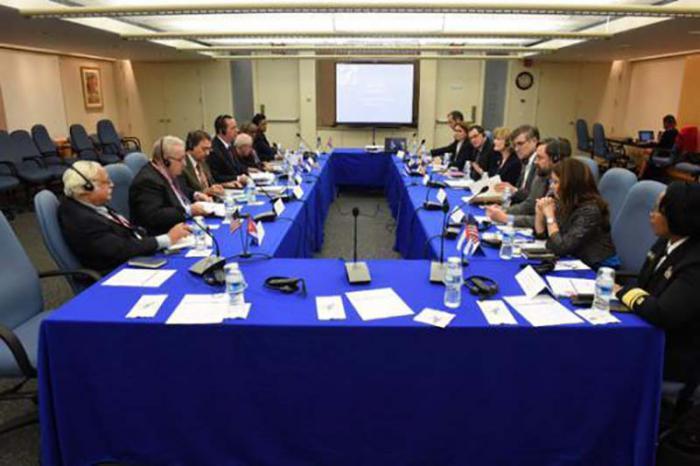 Visita Estados Unidos delegación cubana del Ministerio de Salud Pública