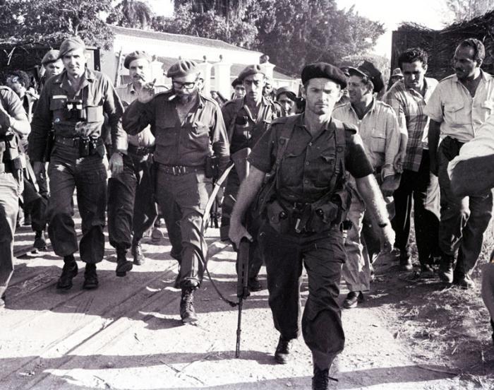 Rememoran nicaragüenses liderazgo de Fidel Castro en Playa Girón