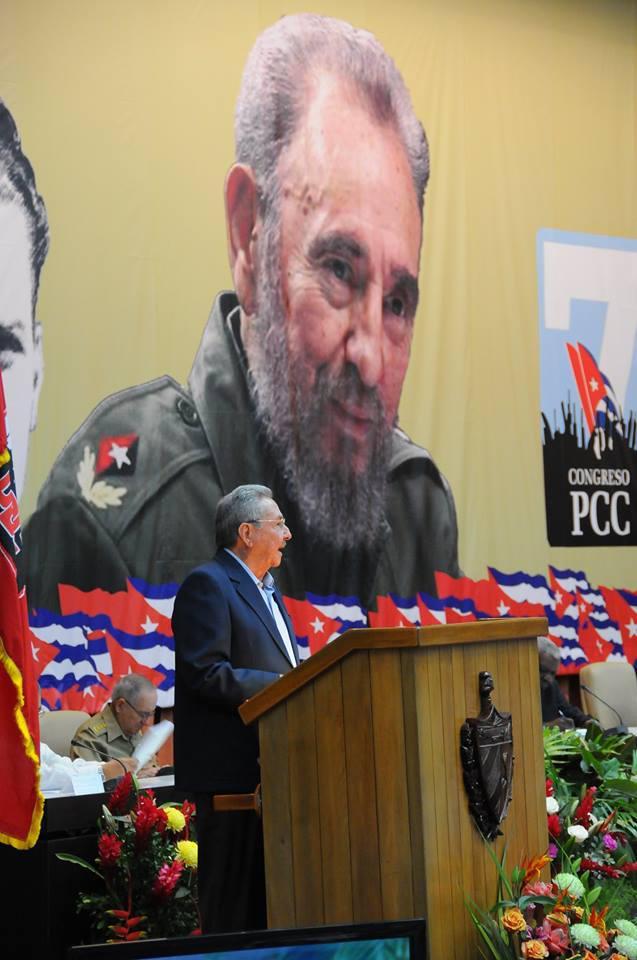 El Congreso del Partido marcará el rumbo de la Revolución Cubana
