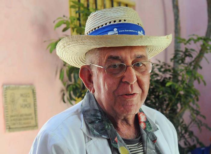 Rinden homenaje al gran René de la Nuez