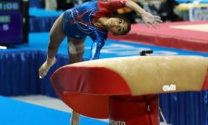 La gimnasta Marcia Videaux se convirtió recientemente en nuestra última clasificada hasta la fecha.
